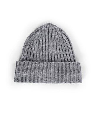 Le Bonnet Le Grand Bonnet Lambswool-Angora Toque