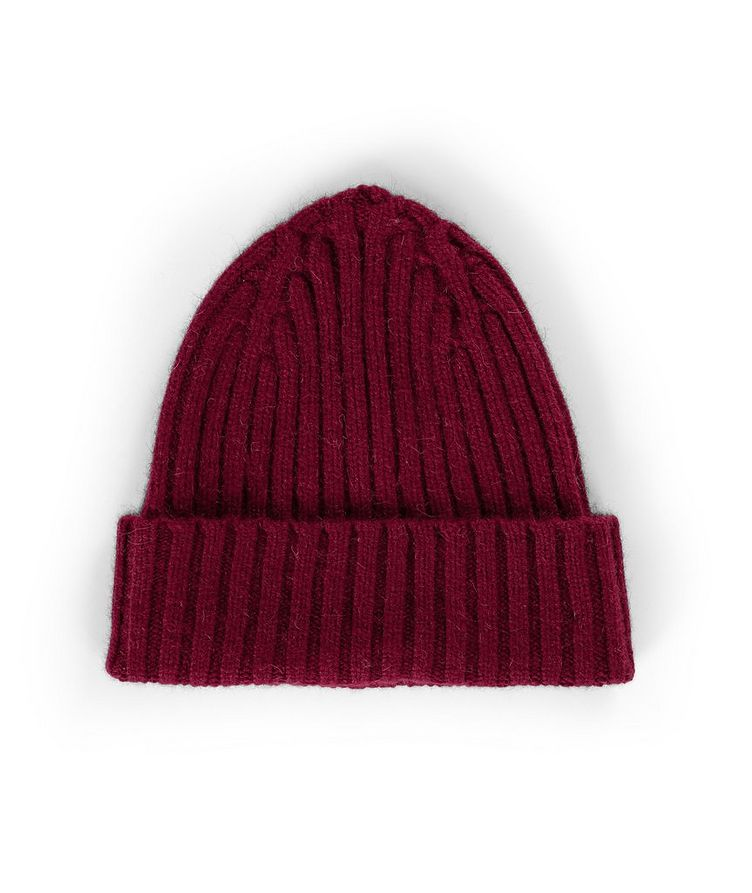 Le Grand Bonnet Lambswool-Angora Toque image 0