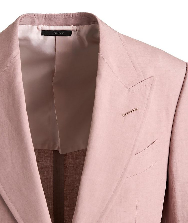 Shelton Silk-Linen Sports Jacket image 2