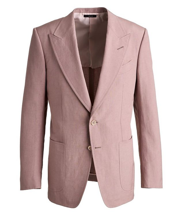 Shelton Silk-Linen Sports Jacket picture 1