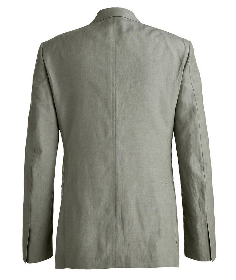 Shelton Silk-Linen Sports Jacket image 1