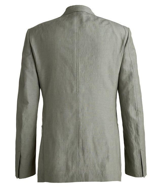 Shelton Silk-Linen Sports Jacket picture 2