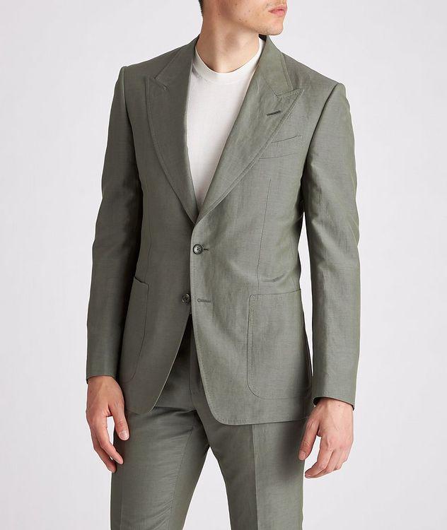 Shelton Silk-Linen Sports Jacket picture 4