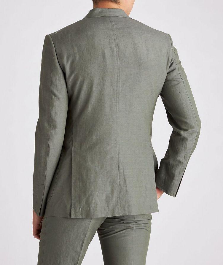 Shelton Silk-Linen Sports Jacket image 4