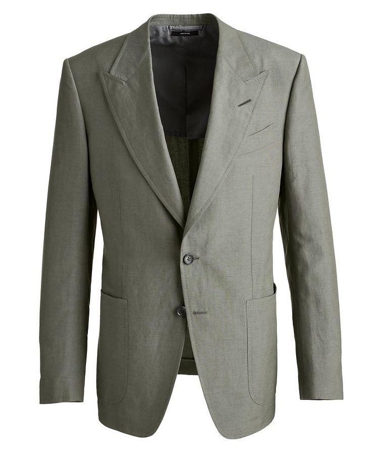 Shelton Silk-Linen Sports Jacket image 0