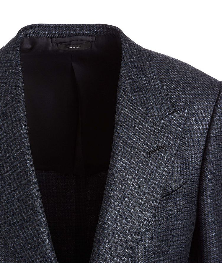 Shelton Wool, Mohair, and Silk Sports Jacket image 2