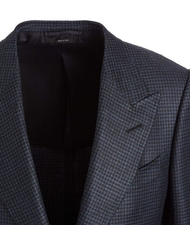 Shelton Wool, Mohair, and Silk Sports Jacket picture 3