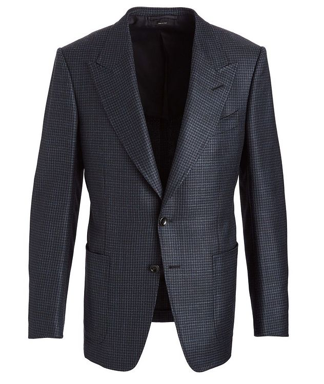 Shelton Wool, Mohair, and Silk Sports Jacket picture 1