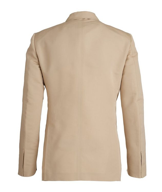 Shelton Cotton-Silk Sports Jacket picture 2