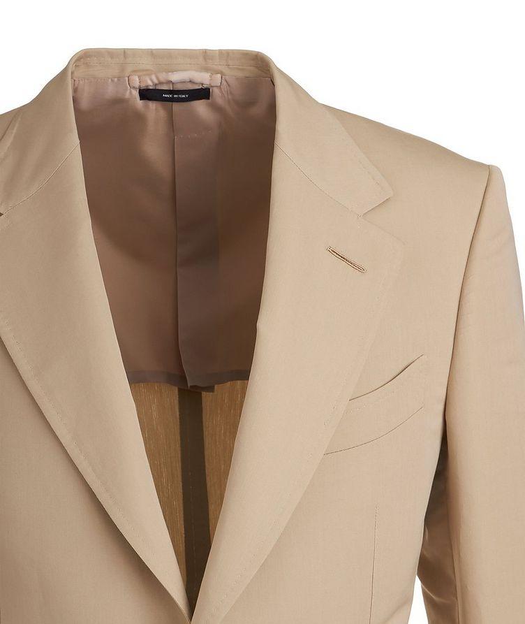 Shelton Cotton-Silk Sports Jacket image 2