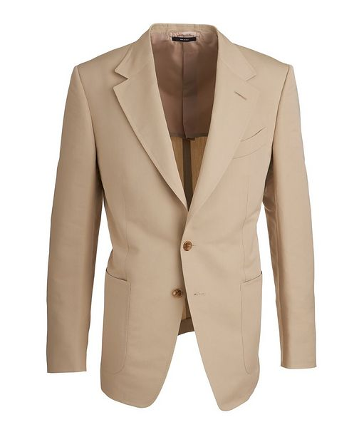 TOM FORD Shelton Cotton-Silk Sports Jacket