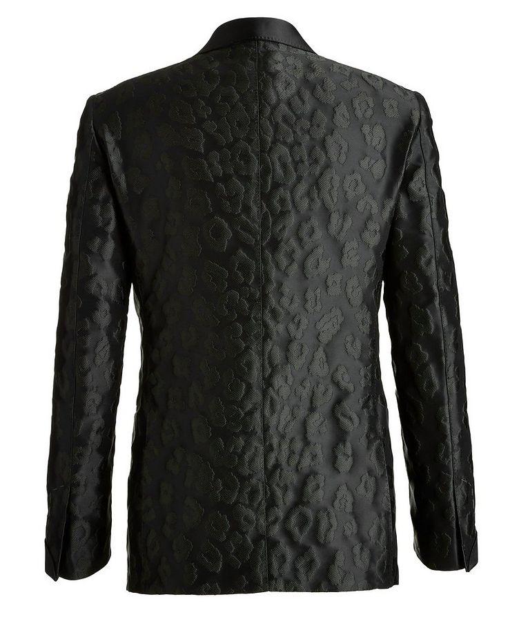 Shelton Leopard Tuxedo Jacket image 1