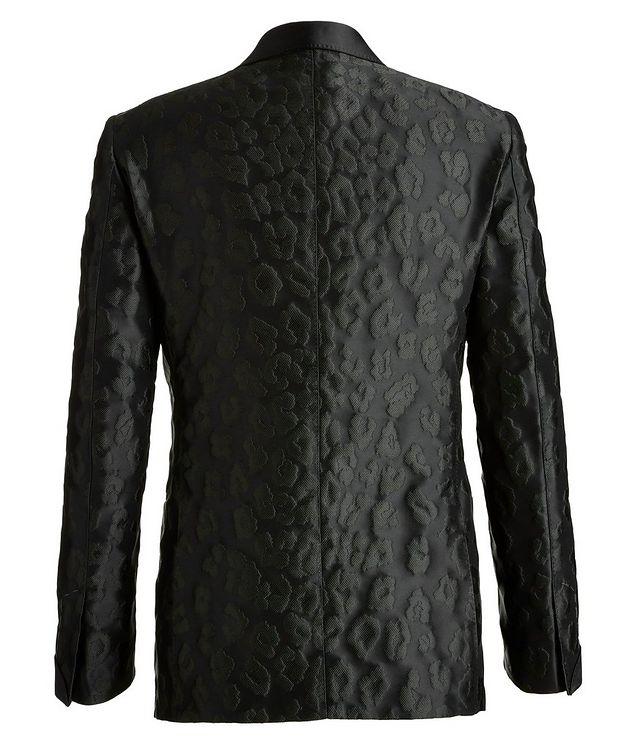 Shelton Leopard Tuxedo Jacket picture 2