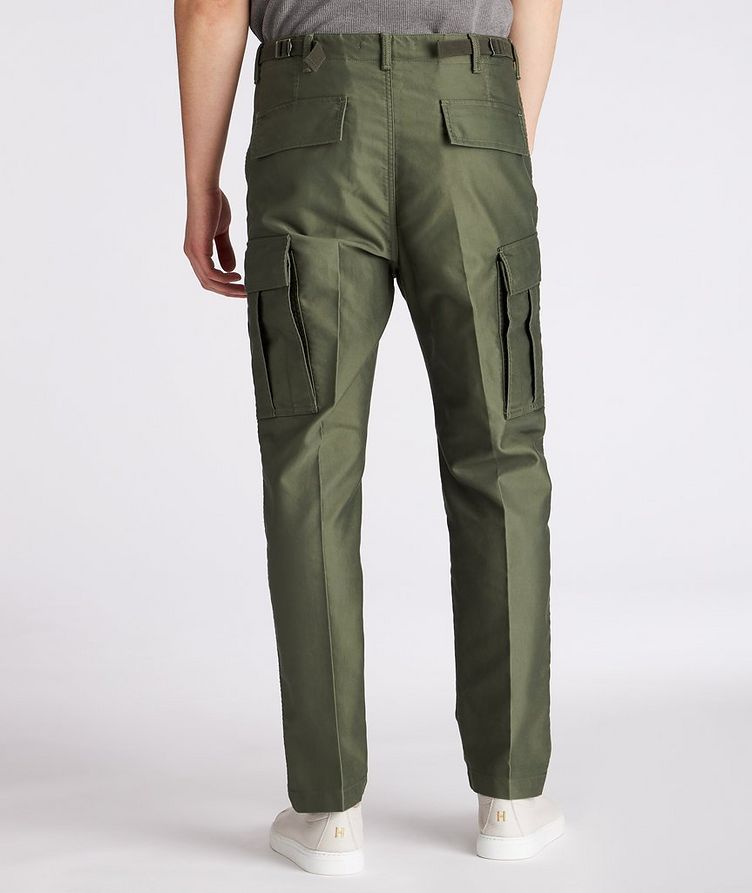 Military Cotton Cargo Pants image 2