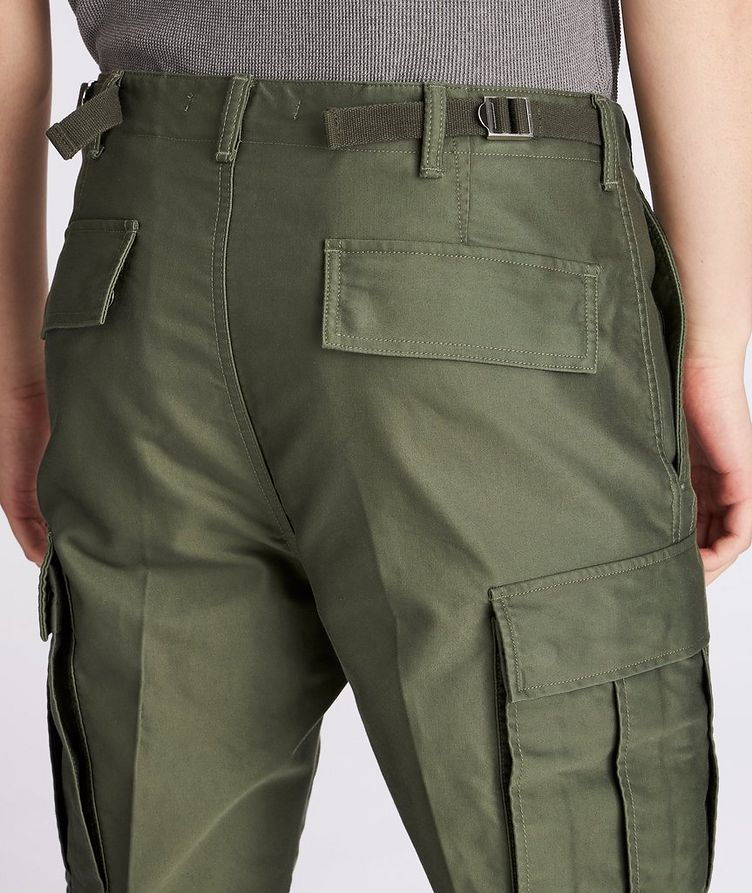 Military Cotton Cargo Pants image 3