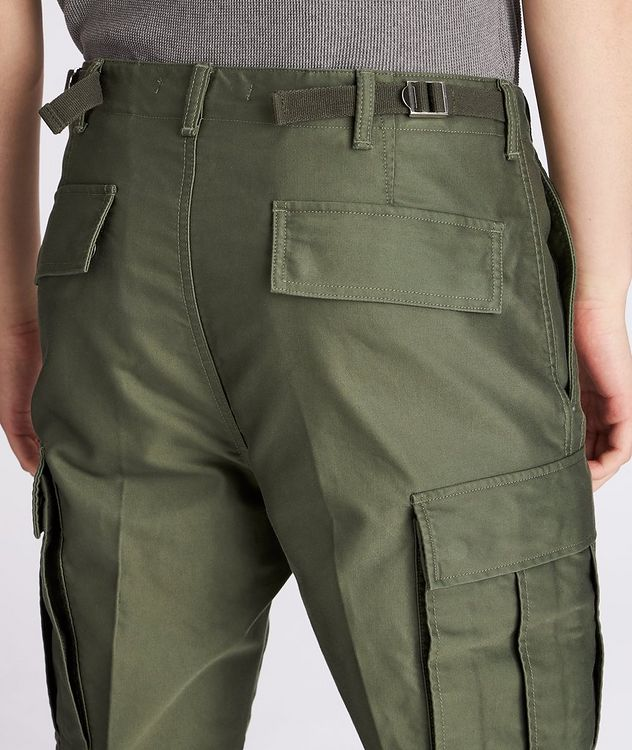 Military Cotton Cargo Pants picture 4