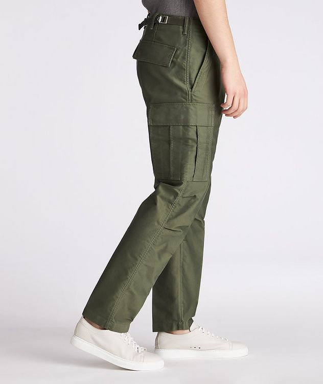 Military Cotton Cargo Pants picture 5