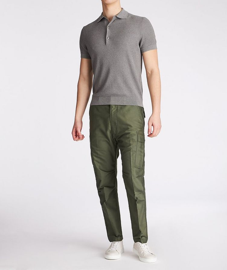 Military Cotton Cargo Pants image 5