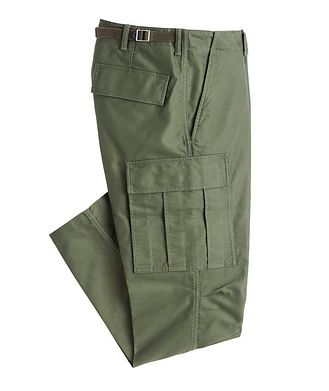 TOM FORD Military Cotton Cargo Pants