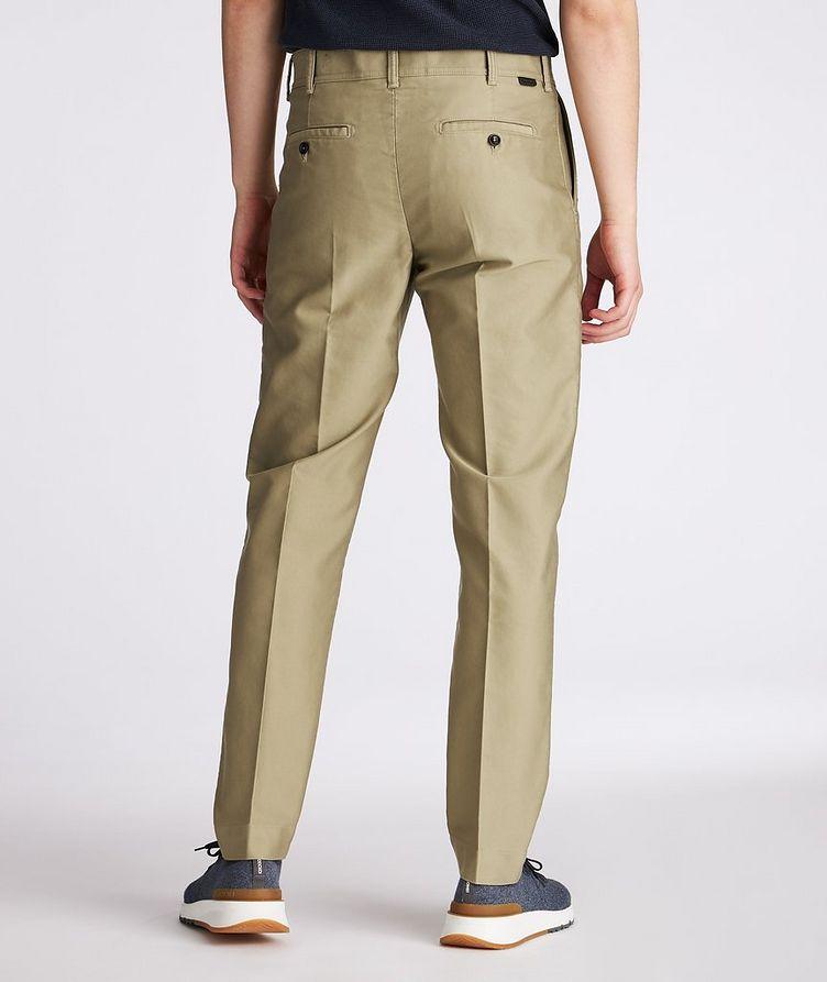 Military Cotton Chino Pants image 2