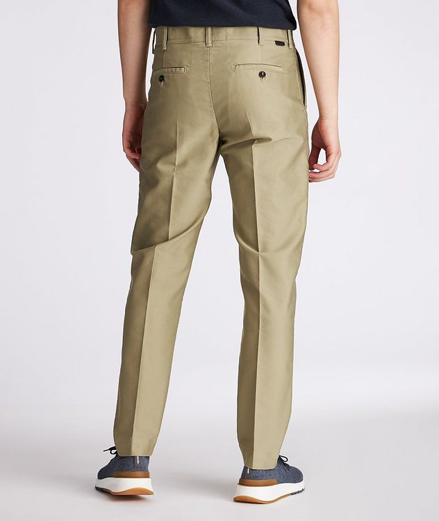 Military Cotton Chino Pants picture 3