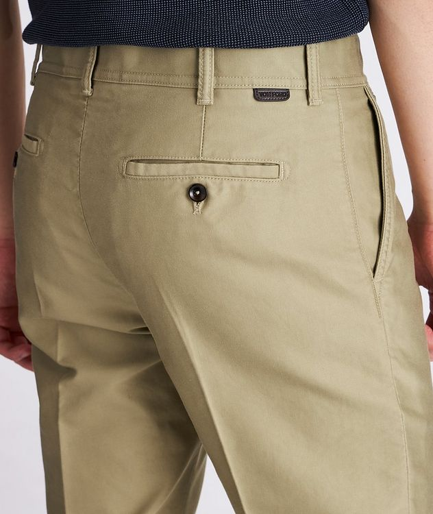Military Cotton Chino Pants picture 4