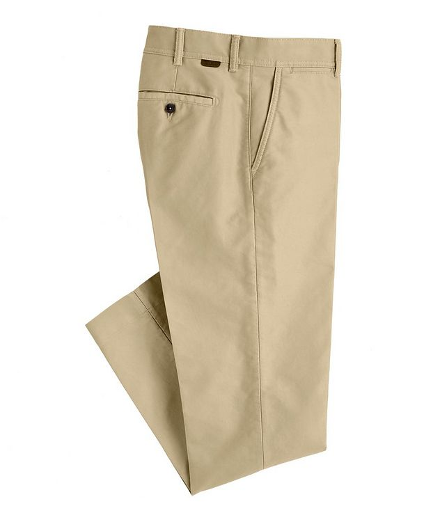 Military Cotton Chino Pants picture 1