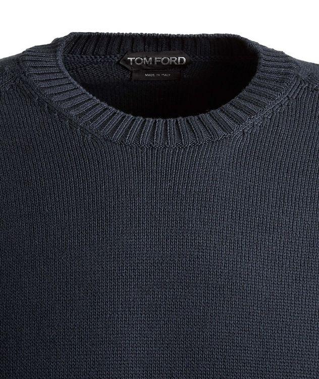 Cotton-Silk Sweater picture 2