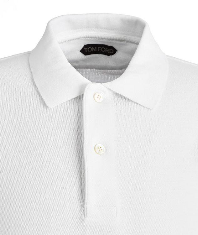 Cotton Pique Polo picture 2