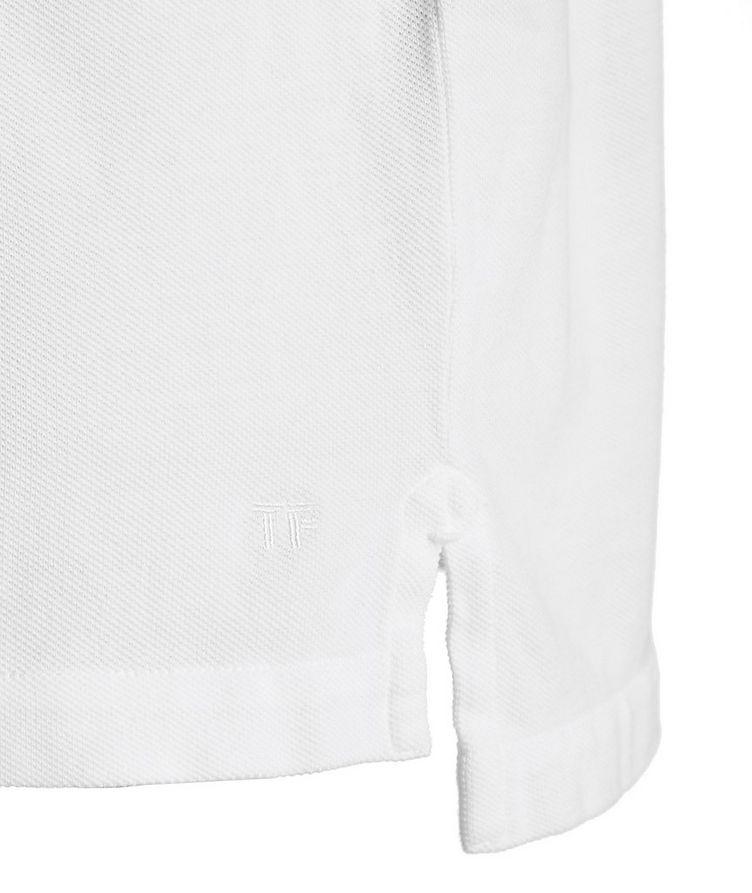 Cotton Pique Polo image 2