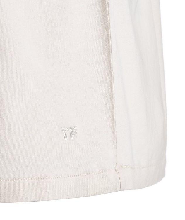 T-shirt en jersey de Lyocell et coton picture 2