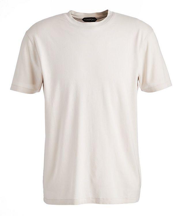 T-shirt en jersey de Lyocell et coton picture 1