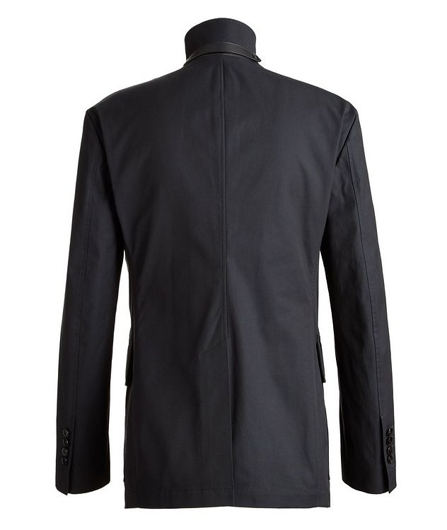 Technical Canvas Sartorial Jacket picture 2