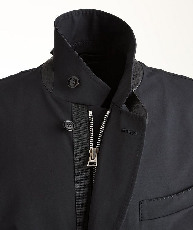 Technical Canvas Sartorial Jacket picture 4