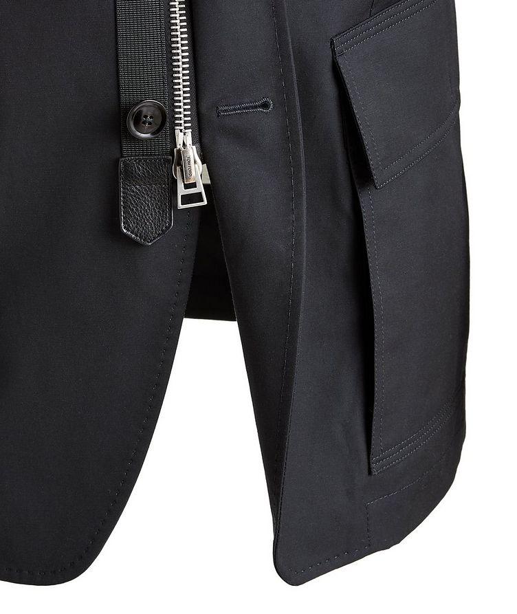 Technical Canvas Sartorial Jacket image 4