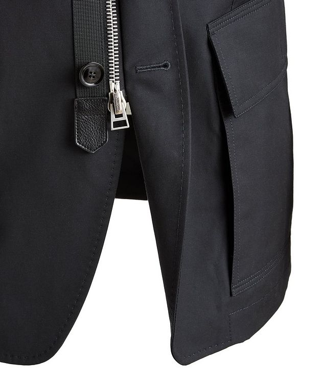 Technical Canvas Sartorial Jacket picture 5
