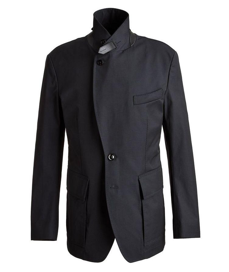 Technical Canvas Sartorial Jacket image 0