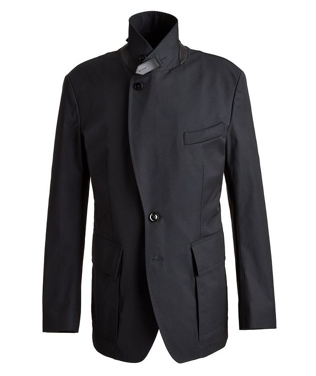 Technical Canvas Sartorial Jacket picture 1