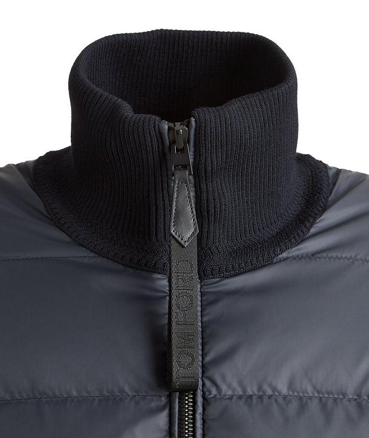 Hybrid Wool Jacket image 1