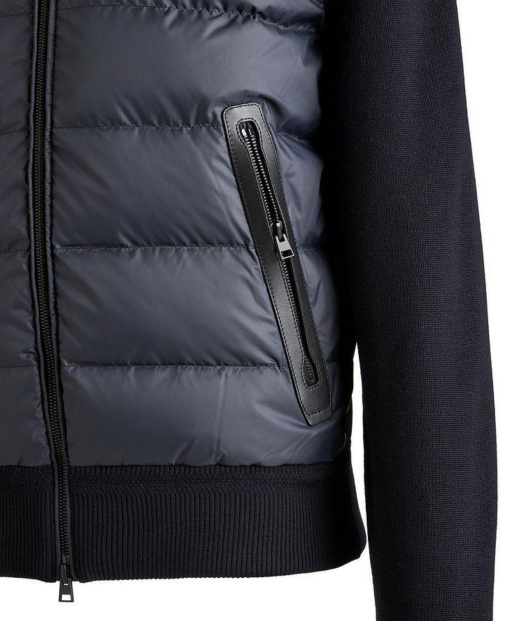 Hybrid Wool Jacket image 2