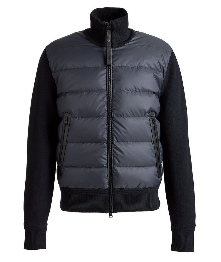Hybrid Wool Jacket image 0