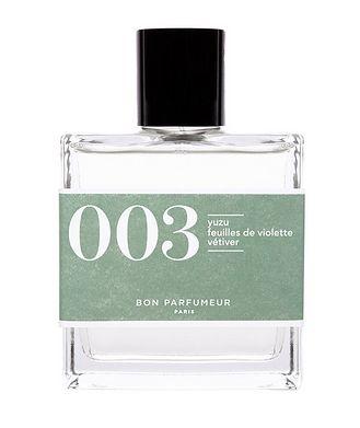 Bon Parfumeur 003 Eau de Parfum