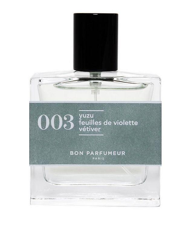 003 Eau de Parfum picture 1