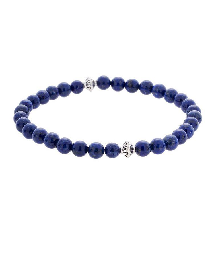 Lapis Lazuli Gemstone Bracelet image 0