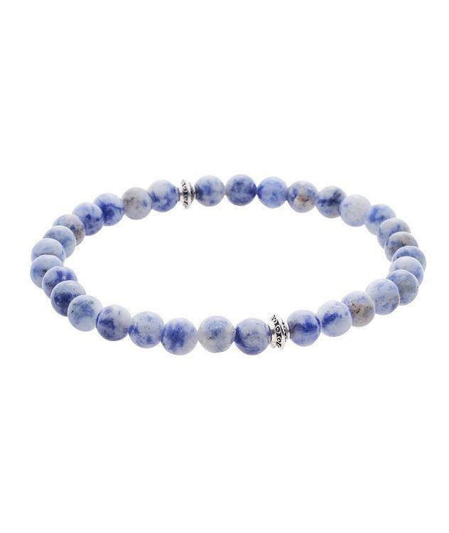 Sodalite Gemstone Bracelet picture 1
