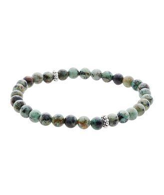 Edward Armah African Turquoise Gemstone Bracelet