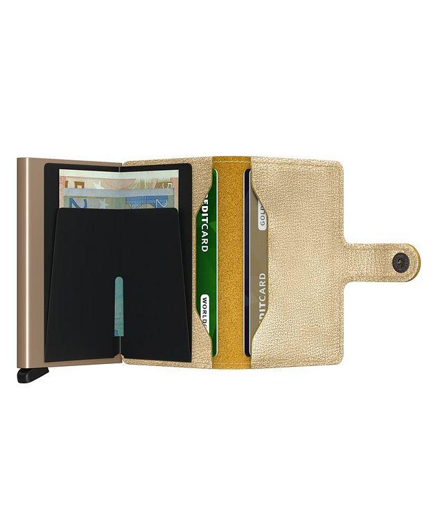 Antique Gold Miniwallet picture 3