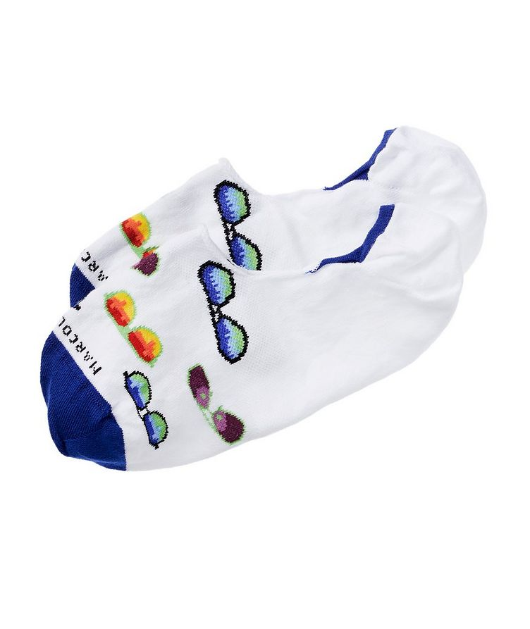 Chaussettes courtes Invisible Touch image 0