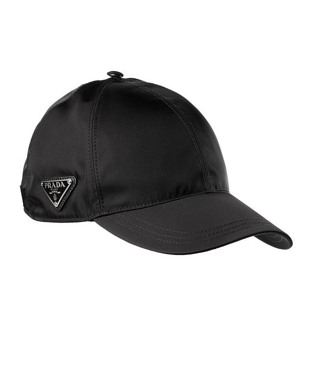 Nylon Baseball Cap picture 2