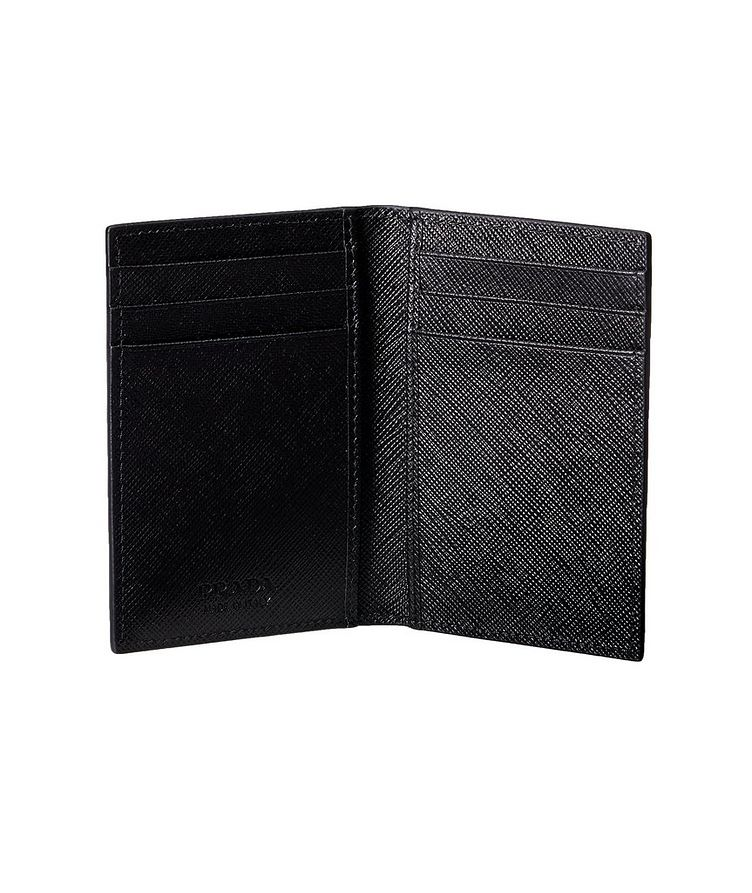 Saffiano Leather Bifold Wallet image 1